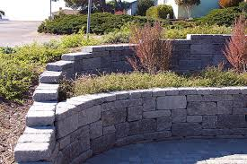 retaining u0026 garden walls landscaping earthscapes