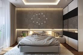 chambre a coucher moderne deco chambre adulte avec horloge murale contemporaine design frais