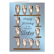 funny sister cards greeting u0026 photo cards zazzle