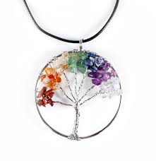 power tree necklace and pride