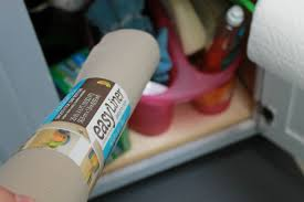 Liner For Under Kitchen Sink by Organizing In The Kitchen With Duck Brand Shelf Liner Mom 4 Real