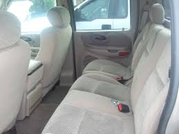 Ford F150 Truck Seats - 2002 ford f150 supercrew 6 000 firm pensacola fishing forum