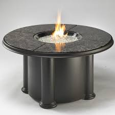 Gas Firepit Tables Pit Tables Woodlanddirect Outdoor Fireplaces