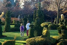 Columbus Topiary Garden - the columbus topiary garden michelle masters topiary art