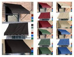 fabric window awnings diy window awning google search windows pinterest