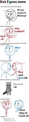 Dick Figures Meme - dick figures meme by dfmickey on deviantart