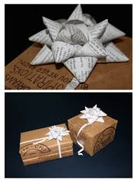 eco friendly wrapping paper eco friendly wrapping paper bows can t get enough ideas
