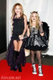Miley Cyrus Halloween Costumes Photos Noah Cyrus Wears Miley Cyrus Halloween Costume Starcasm Net