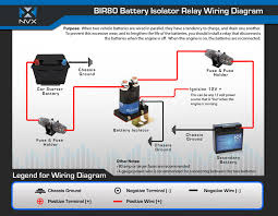 battery isolator wiring diagram tamahuproject org