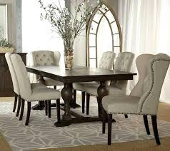 dining room leather chairs other charming dining room chair ideas intended for other best