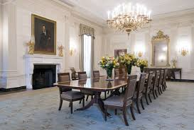 obama legacy includes a new look for white house u0027s state dining