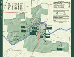 Tennessee Highway Map by Henry Horton State Park U2014 Tennessee State Parks