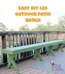 Diy Bench Seat Here Are A Couple Of Diy Benches That Would Provide Casual And