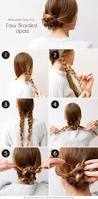 Easy Updo Hairstyles Step By Step by 614 Best Hair Pictorial Images On Pinterest Hairstyle My Blog