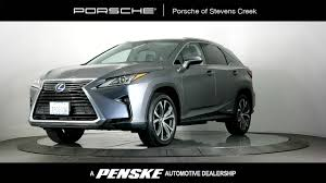 lexus rx450h tires size used lexus rx 450h at porsche of stevens creek serving santa clara