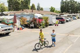 another bid to keep a silicon valley trailer park as low income
