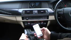 bmw 5 series navigation system how to sync your phone to the bluetooth system in a bmw 5 series