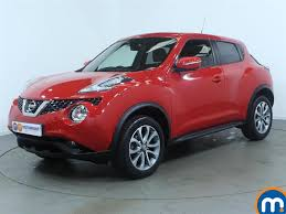 red nissan used nissan juke red for sale motors co uk
