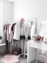 Clear Vanity Table Wardrobe Room Makeup Vanity With Ikea Malm Dressing