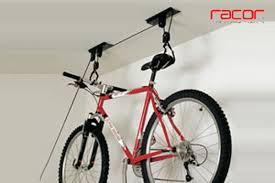 Bicycle Ceiling Hoist by Home Storage Racks U0026 Organizers Rack Attack