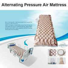 ce medical hospital sickbed alternating pressure air mattress with