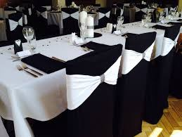 white chair covers wholesale chair covers sashes pertaining to stylish property black and white
