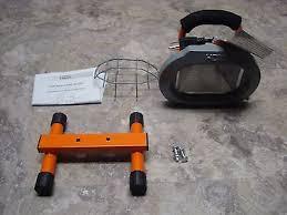 hdx portable halogen work light hdx 250 watt halogen portable work light 8 99 picclick