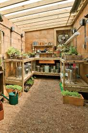 Garden Workshop Ideas Organic Gardening Garage Shelving Workshop Storage Ideas Garden