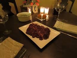 romantic dinner u2013 la vie de brie