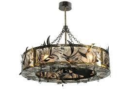 Deer Antler Ceiling Fan Light Kit Ideas For Dinner With Chicken Chandelier Linear Rustic Lighting