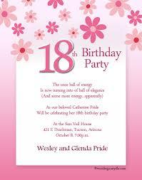 birthday invitation greetings birthday invitation sle text safero adways