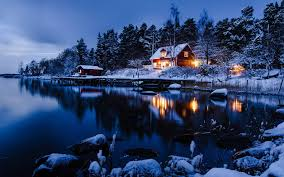 magical night wallpapers winter background hd on wallpaperget com
