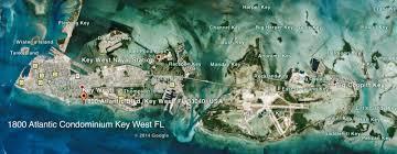 Key West Florida Map by 1800 Atlantic Key West Fl 1800 Atlantic Condominium 4 Year Real