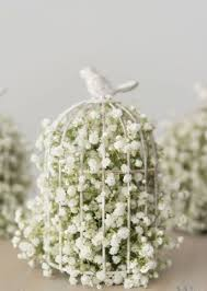 Baby Breath Flowers Picture Of Birdcage Filled With Baby Breath Flowers