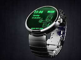 pipboy android wear boy 3000 pip boy for android wear technology