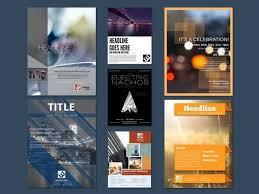 mac brochure templates flyer design software for mac flyer maker design flyers 17