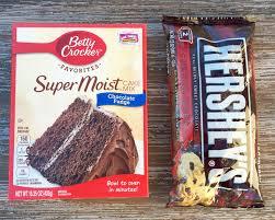 dark chocolate fudge cake mix cookies never ending journeys