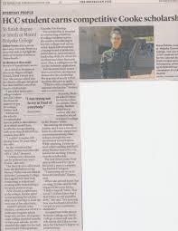 hcc in the news holyoke community college