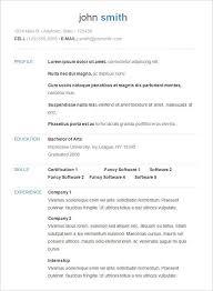 Microsoft Word Federal Resume Template Accessing Resume Templates Word Federal Template Microsoft