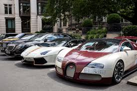 bugatti veyron gold gold ferraris and bodacious bugattis how london became a supercar