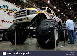 monster truck show detroit bigfoot monster truck at the 2007 detroit autorama rod show