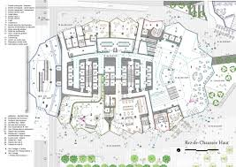 harlaxton manor floor plan gallery of runner up proposals revealed in tour montparnasse