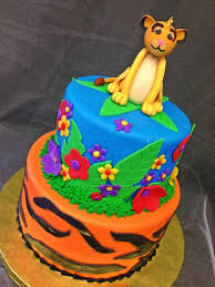 Lion King Baby Shower Cake Ideas - lion king themed baby shower cake by thenayster90 u0027s public gallery