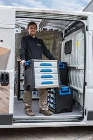 Shelves For Vans by 25 Best Van Racking Systems Ideas On Pinterest Garage Storage