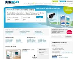 Haus Kaufen Immowelt Immobilienportale Immonet Und Immowelt Fusionieren