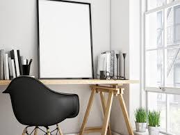 Desk Picture Frame Picture Frame On Table Mockup Mockupworld