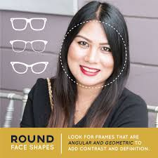 hairstyles glasses round faces do you have a round face shape then square or strong angular