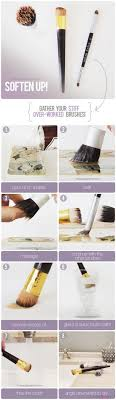 natural way to clean makeup brushes makeup brush cleaner brush cleaner homemade makeup