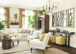 How To Decorate With Mirrors by Tall Ceilings Large Wall Space How To Decorate