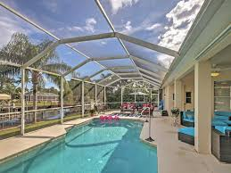 Pier Park Venture Out Beach Rentals 4br Cape Coral House W Private Pool U0026 Homeaway Cape Coral